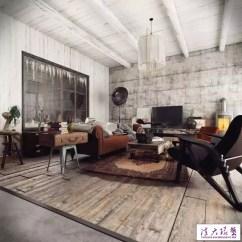 Kitchen Remodel Dallas Led Lighting 达拉斯粗犷又怀旧的工业风公寓 清大环艺设计培训机构