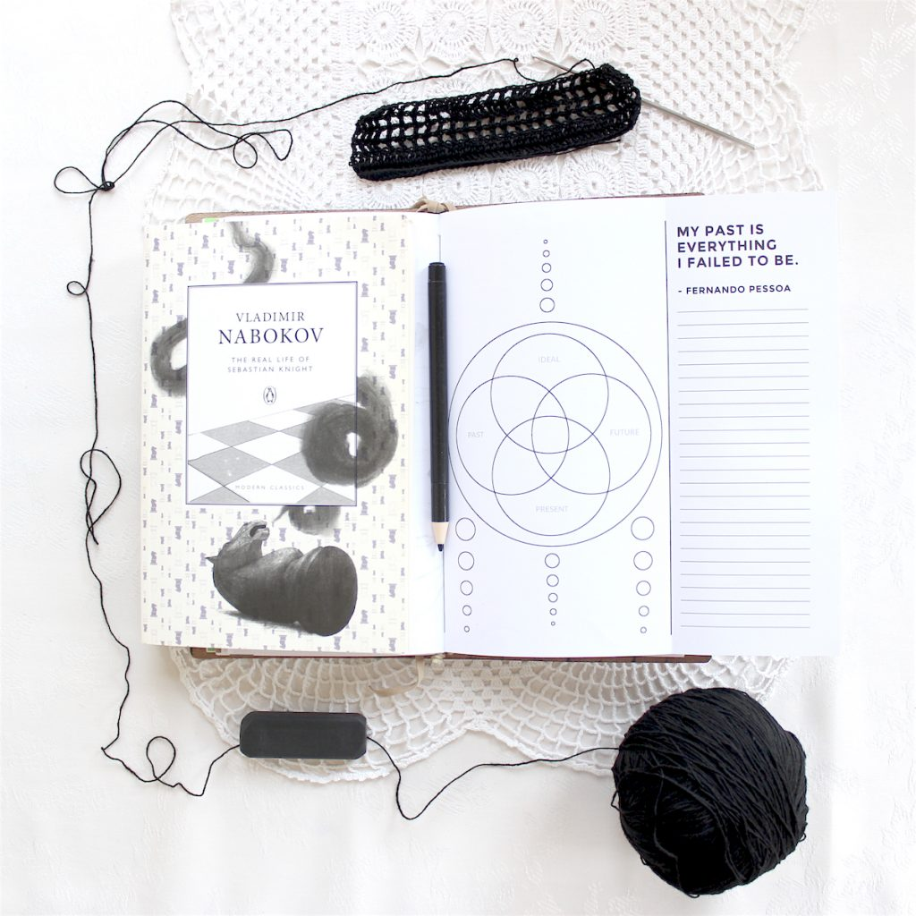 Mandala Worksheet For Bullet Journal And Traveler S Notebook