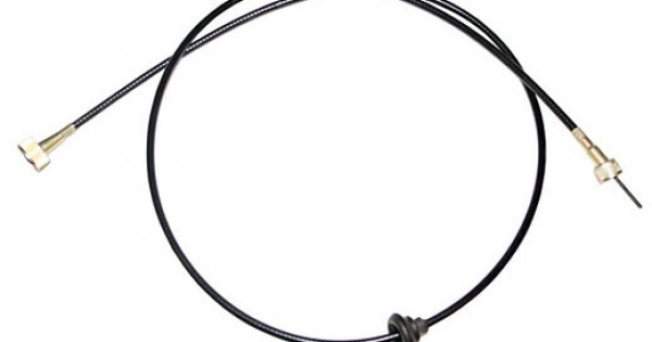 OMIX-ADA Willys, Jeep 41-75 Speedometer Cable 60