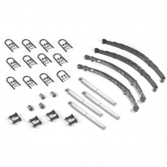 OMIX-ADA Jeep CJ 82-86 Suspension Master Rebuilders Kit