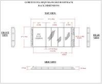 Toyota Highlander Cargo Dimensions. dimensions of 2015 ...