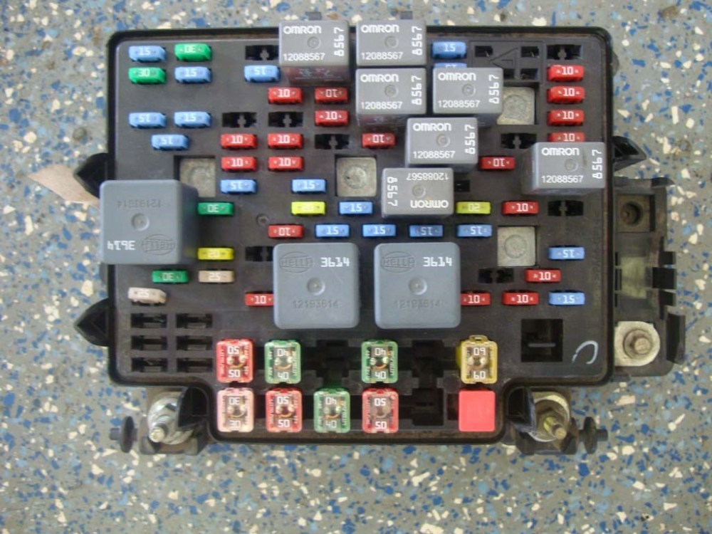 medium resolution of suburban fuse box wiring diagram schematics 1995 chevy suburban fuse box sell silverado sierra tahoe yukon