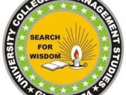 University College of Management Studies, UCOMS Fee Schedule: 2019/2020