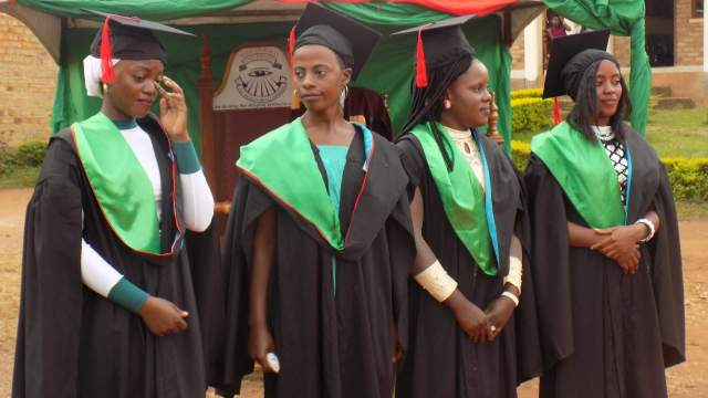 Utc Graduation 2020.List Of Courses Offered At African Rural University Aru