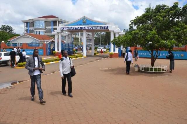 Kenyatta University, KUCCPS Admission Lists 2018/2019