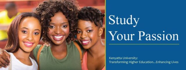 Kenyatta University, KUCCPS Admission and Application forms: 2018/2019