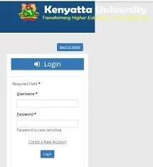 Kenyatta University, KUCCPS Student Portal Login: Portal.ku.ac.ke