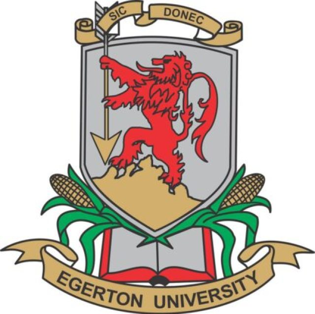 Egerton University, EU Student Portal: studentportal.egerton.ac.ke