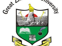Great Zimbabwe University, GZU Admission list: March 2019 Intake