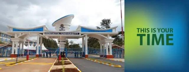 List of Courses Offered at Kenyatta University, KU: 2019/2020