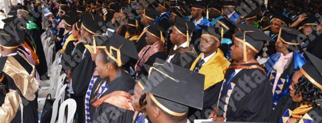 Kenyatta University, KU Postgraduate Admission Requirements and Courses: 2019/2020