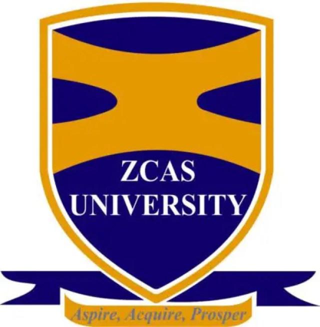 ZCAS University, ZCAS Admission list: 2018/2019