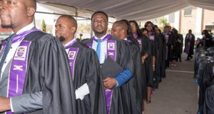 List of Master's Courses Offered at ZCAS University, ZCAS: 2019/2020