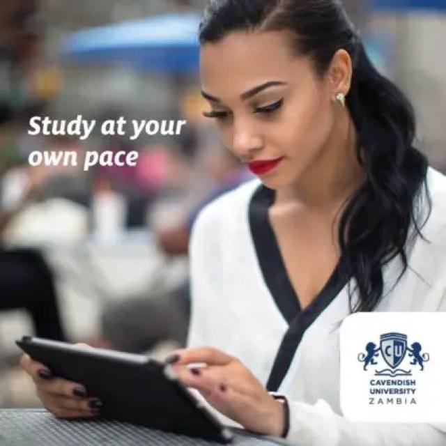 List of Courses Offered Cavendish University, CUZ: 2019/2020