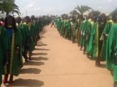 Kwame Nkrumah University, KNU 5th Graduation List: 2018