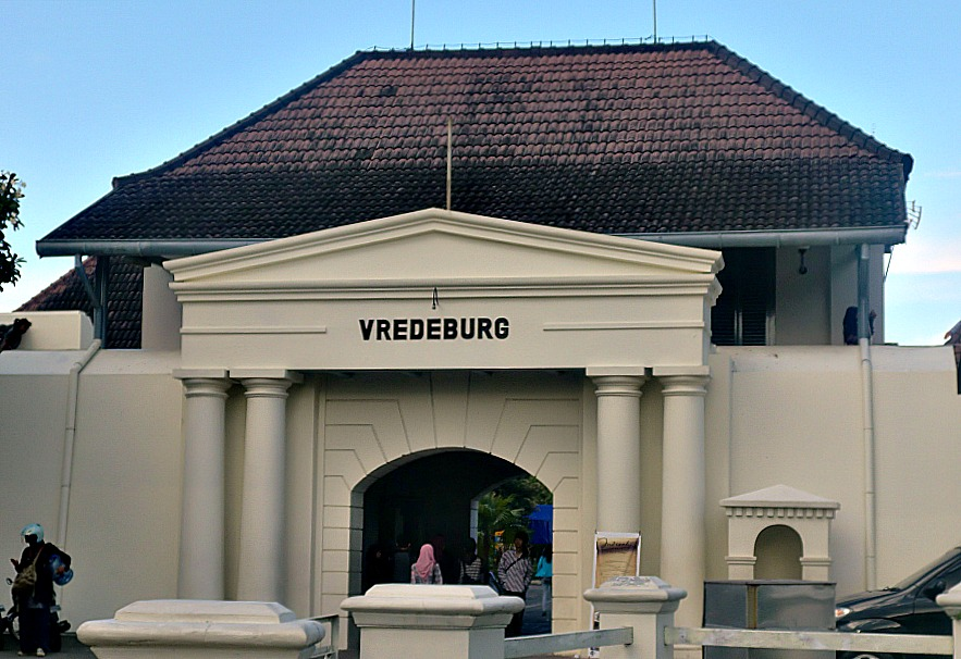 Benteng Vredeburg, Yogyakarta, Indonesia