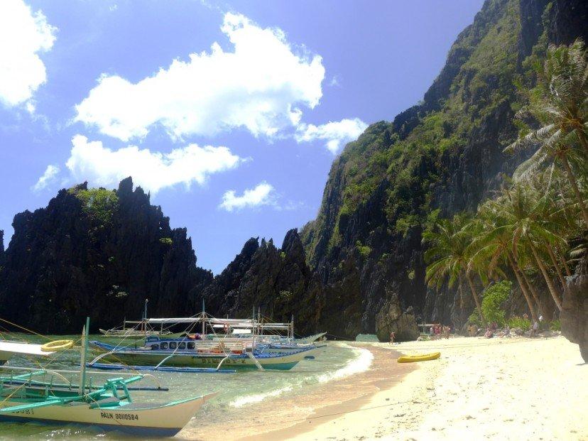 El Nido Tour A; El Nido itinerary; El Nido Beaches; El Nido boat tours; El Nido island hopping
