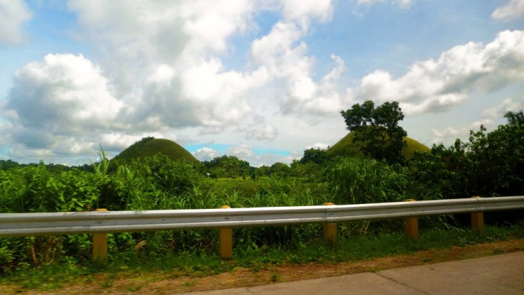 Chocolate Hills, Carmen, Bohol; Bohol Countryside tour; D.I.Y. Bohol; What to see and do in Bohol