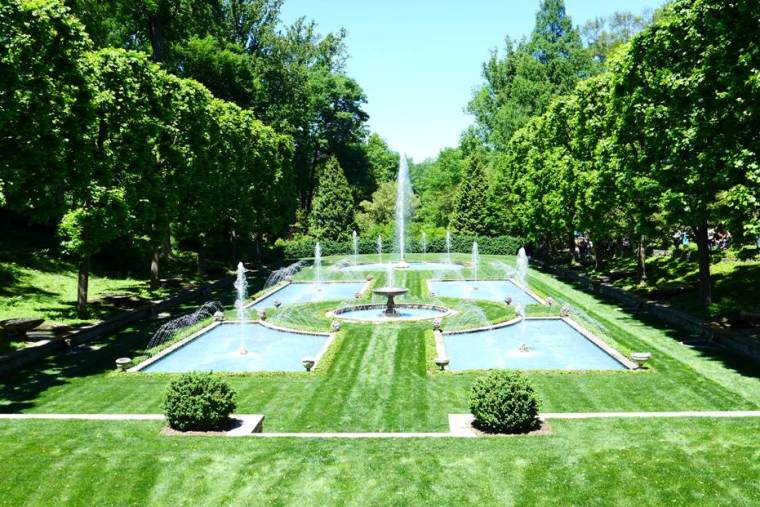Longwood Gardens; Philadelphia attractions; What to do in Philadelphia; Philadelphia travel