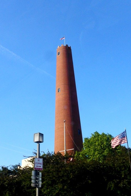 Phoenix Shot Tower, Baltimore, Maryland; What to do in Baltimore