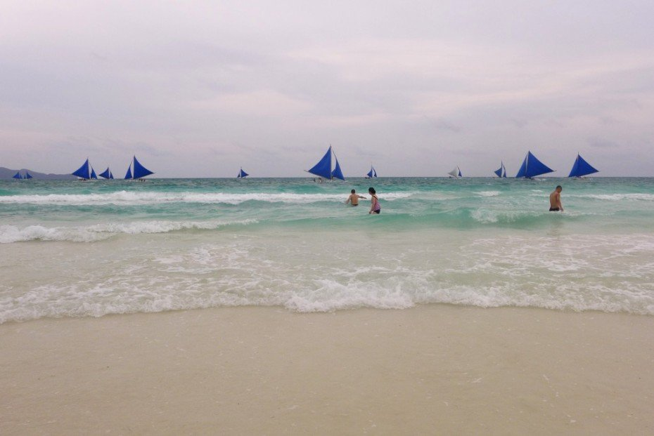 White Beach, Boracay; D.I.Y. Boracay; Boracay budget travel; Backpacking Boracay; Backpacking Philippines