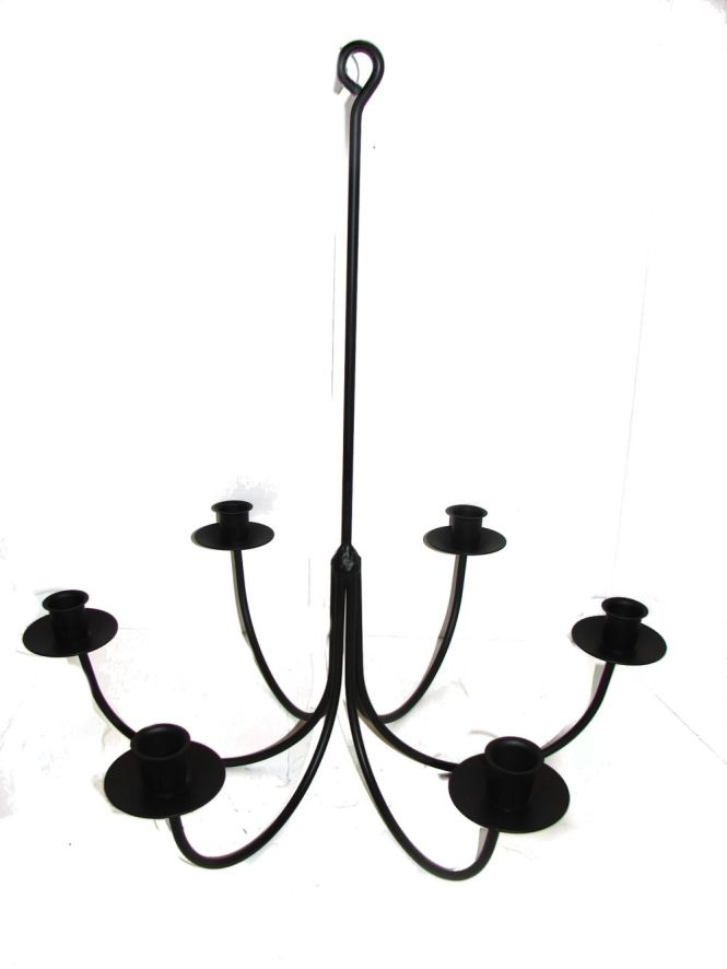 With Classic Style And Functional Design This Candle Holder Will Blend Into Most Decorating Schemes