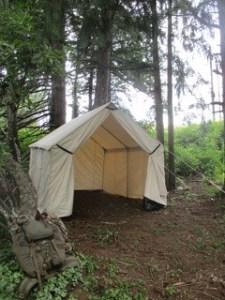 Bravo Wall Tent
