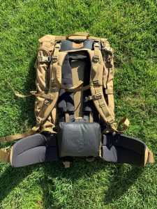 Aron Snyders favorite backpack