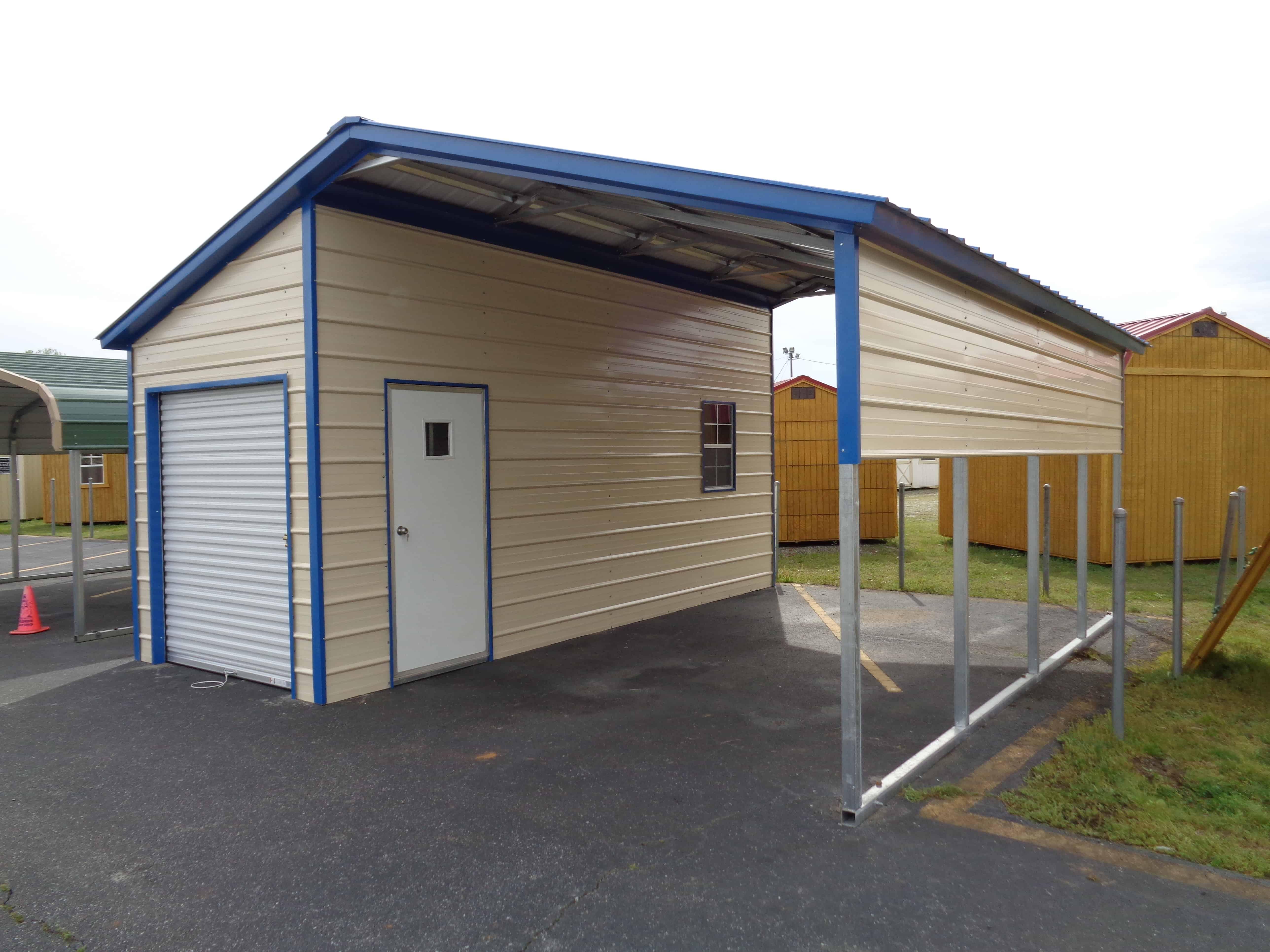 Metal Building And Carport Gallery Eagle Carports