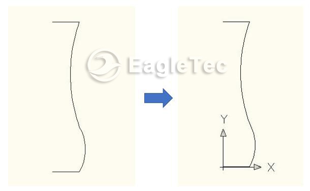 Tutorials: How to Make Job Drawing for EagleTec CNC Wood Lathe