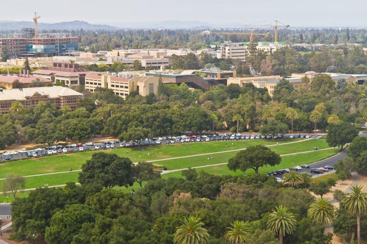 Palo Alto Ca. Stanford University