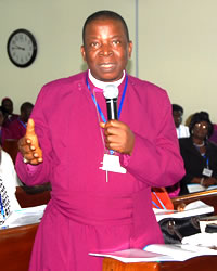 A Hard Talk on Homosexuality by Very Revd Nicholas D. Okoh (Video)