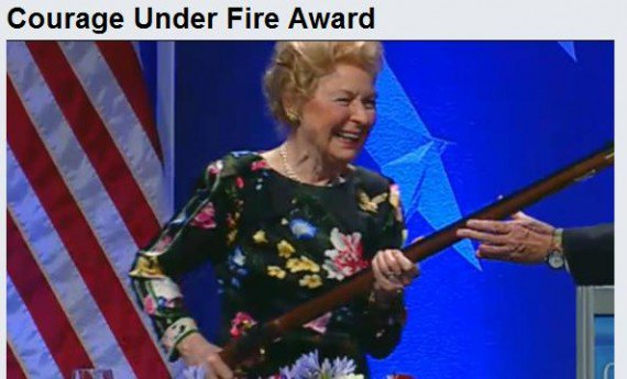 Courage Under Fire Award