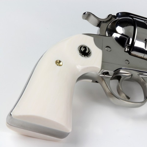 Ruger Vaquero Ultra Ivory Gunfighter Grips - Year of Clean Water