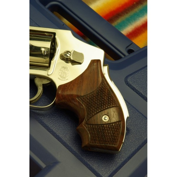 Frame Butt Secret Service Rosewood Grips - Year of Clean Water