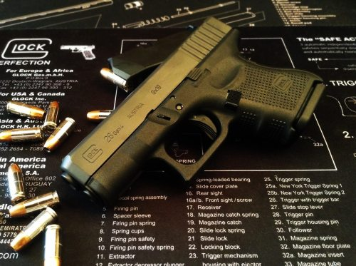small resolution of maintaining your glock