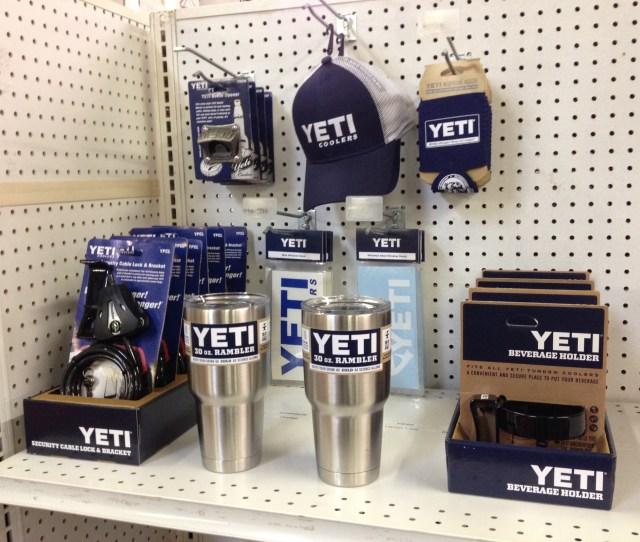 Yeti Accessories X Yeti Coolers