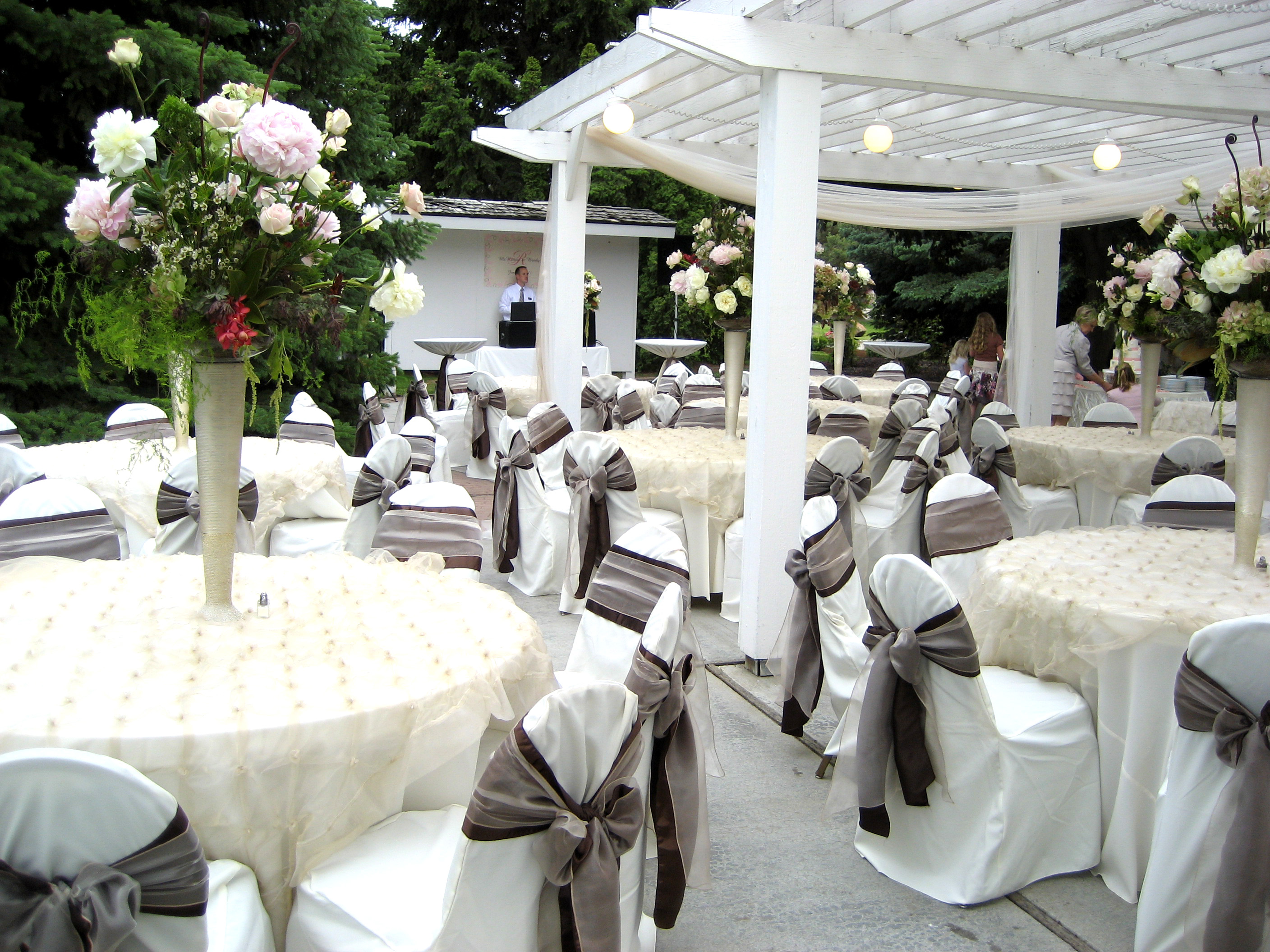 chair cover rentals birmingham al ergonomic furniture uk covers for wedding weddings at eagle hills golf