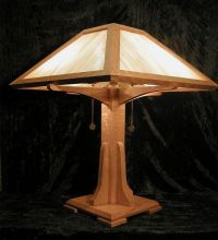 Woodworking projects lamps ~ Patt