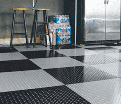 Garage Floor Tile And Mat Installation Tips From Better Life Technologies Eagle Mat Blog