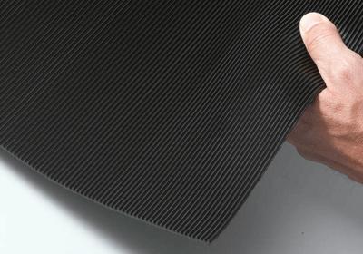 Corrugated Rubber Runner Mat  Eagle Mat