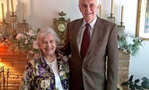 Fayetteville couple celebrates 60th wedding anniversary