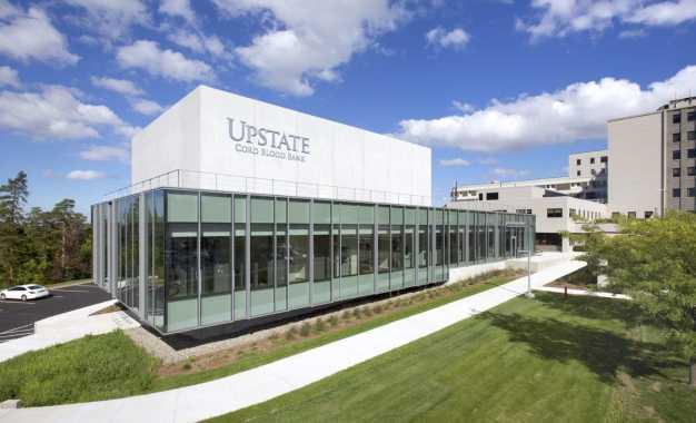 Upstate celebrates opening of cord blood bank