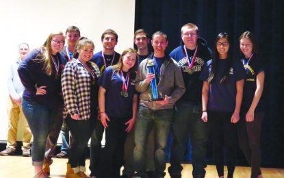 West Genny Academic Decathlon team brings home multiple awards