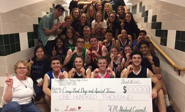 FM Dance Marathon supports Camp Good Days' 40th anniversary
