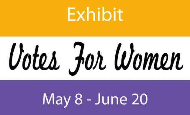 New Woodstock Free Library exhibit features women's suffrage