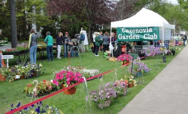 Cazenovia Garden Club spring plant sale coming May 18