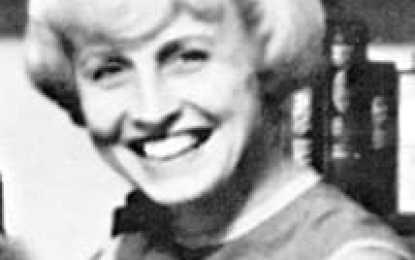 Dorothy Owen, 92