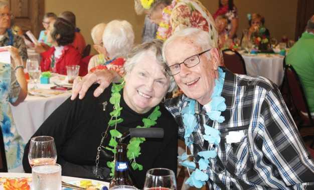 McHarrie Life volunteers honored at Red Mill Inn