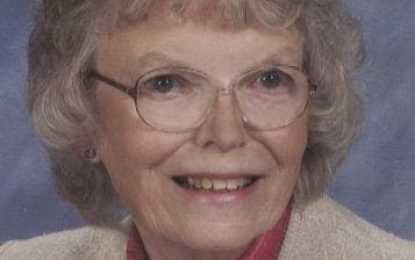 Margaret Brock, 92